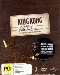 King Kong - Peter Jackson Production Diaries (2 Disc Set) on DVD image