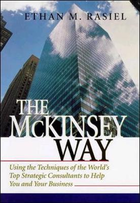 The McKinsey Way by Ethan M. Rasiel image
