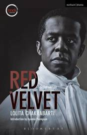 Red Velvet by Lolita Chakrabarti