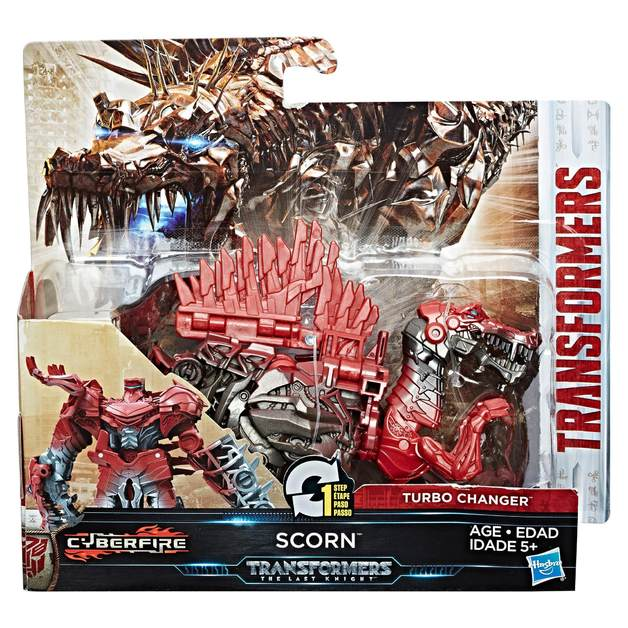 Transformers: The Last Knight: 1-Step Turbo Changer (Scorn)