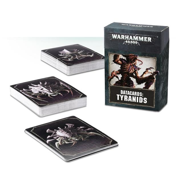 Warhammer 40,000: Datacards - Tyranids