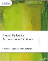 Annual Update for Accountants and Auditors by Kurt Oestriecher