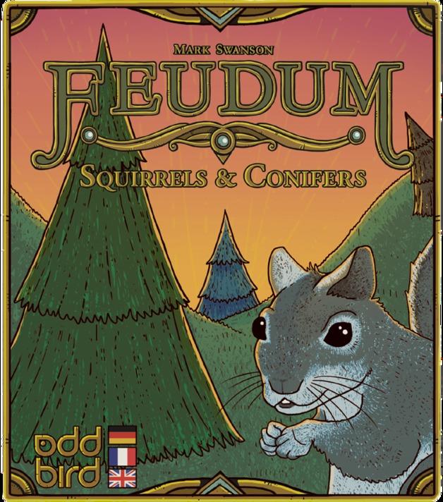 Feudum: Squirrels & Conifers - Expansion