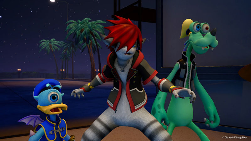 Kingdom Hearts III Deluxe Edition for PS4 image