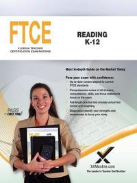FTCE Reading K-12 by Sharon Wynne image