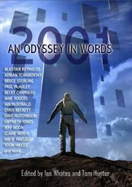 2001: An Odyssey In Words by Alastair Reynolds image