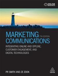 Marketing Communications by PR. Smith
