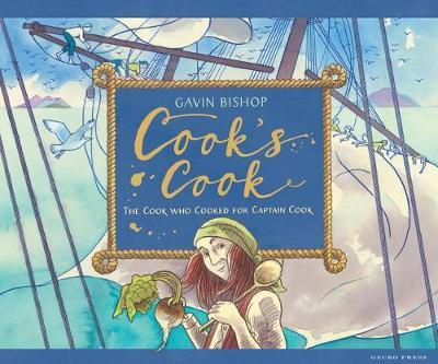 Cook's Cook by Gavin Bishop image