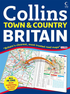 Britain Town and Country Atlas image