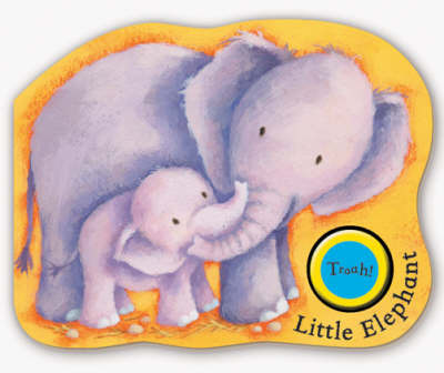 Noisy Jungle Babies: Little Elephant image