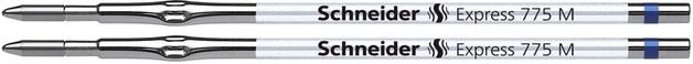 Schneider: Express 775 Ballpoint Refill - Blue (M)