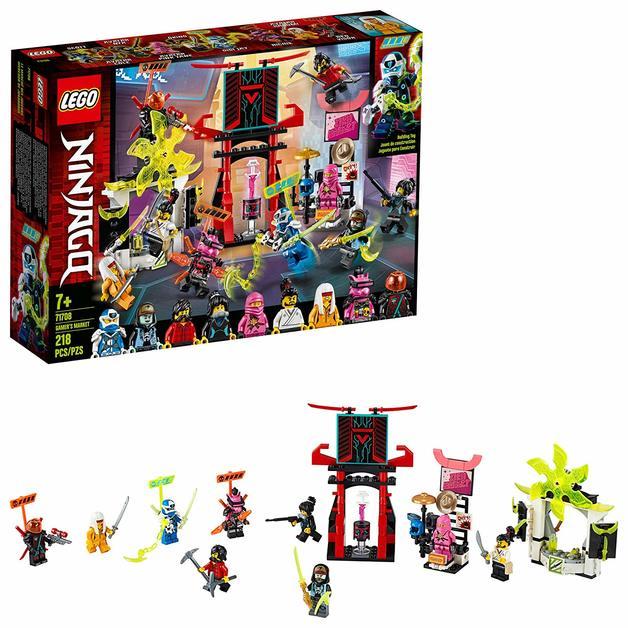 LEGO Ninjago: Gamer's Market - (71708)