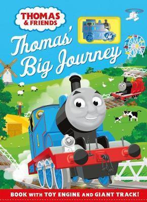 Thomas & Friends: Thomas' Big Journey by Egmont Publishing UK