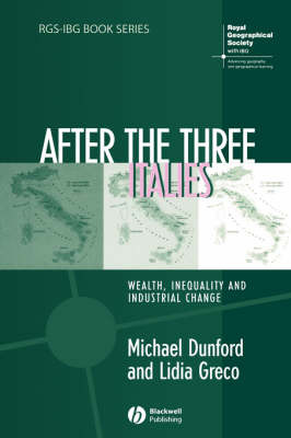After the Three Italies by Michael Dunford image