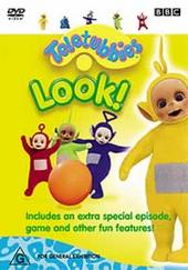 Teletubbies - Look! on DVD