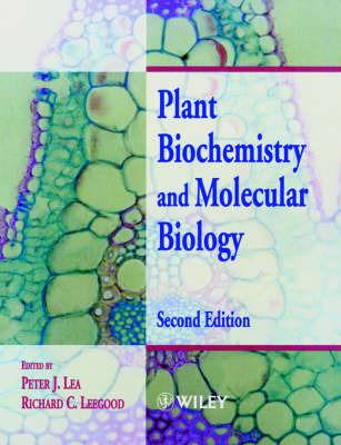 Plant Biochemistry and Molecular Biology image
