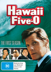 Hawaii Five-O - Season 1 (7 Disc Set) on DVD