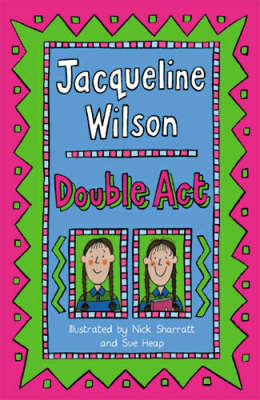 Double Act by Jacqueline Wilson