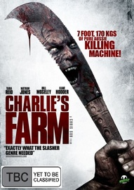 Charlies Farm on DVD