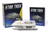 Star Trek: Light-Up Shuttlecraft by Chip Carter