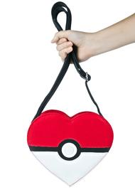 Loungefly Pokemon Pokeball Shoulder Bag