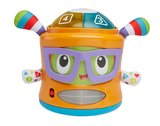 Fisher-Price: Franky Beats Bat & Boogie Playset