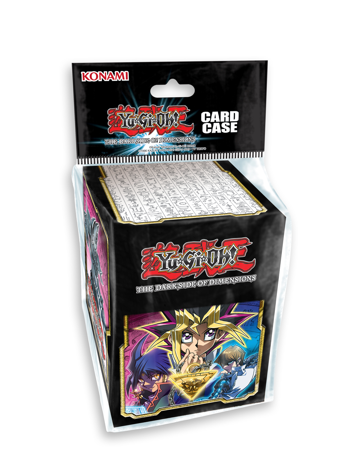 Yu-Gi-Oh! The Dark Side of Dimensions Card Case image