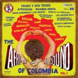 The Afrosound Of Colombia Vol 1 (3LP) by Various Artists