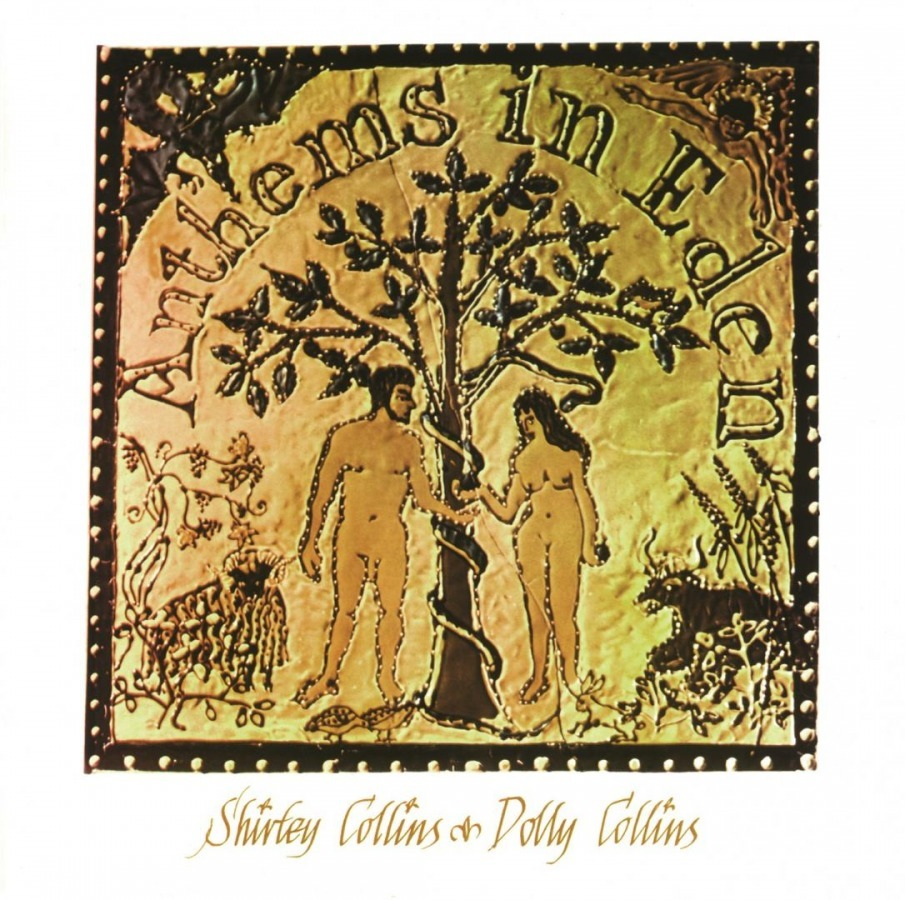 Anthems In Eden (LP) by Shirley And Dolly Collins image