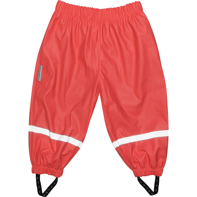 Silly Billyz Waterproof Pants - Red (2-3 Yrs)