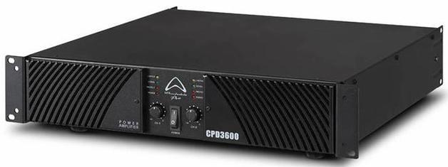 Wharfedale 870w per channel@ 8 ohms Power Amp