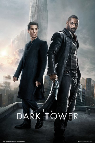 The Dark Tower Maxi Poster - City (747)
