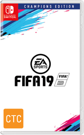 FIFA 19 Champions Edition for Nintendo Switch