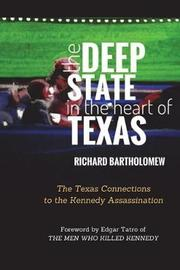 The Deep State in the Heart of Texas by Richard Bartholomew image