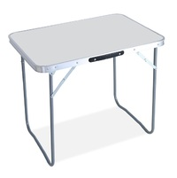 Outdoor Camping - Compact Folding Table (White) image