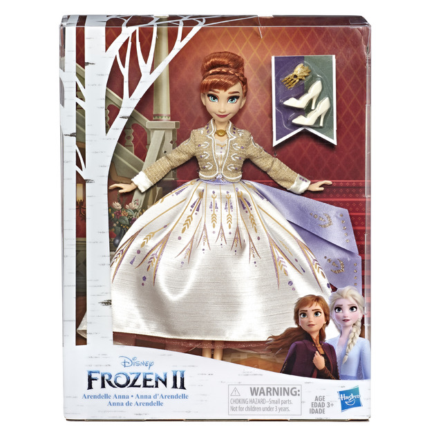 Frozen II: Arendelle Anna - Fashion Doll