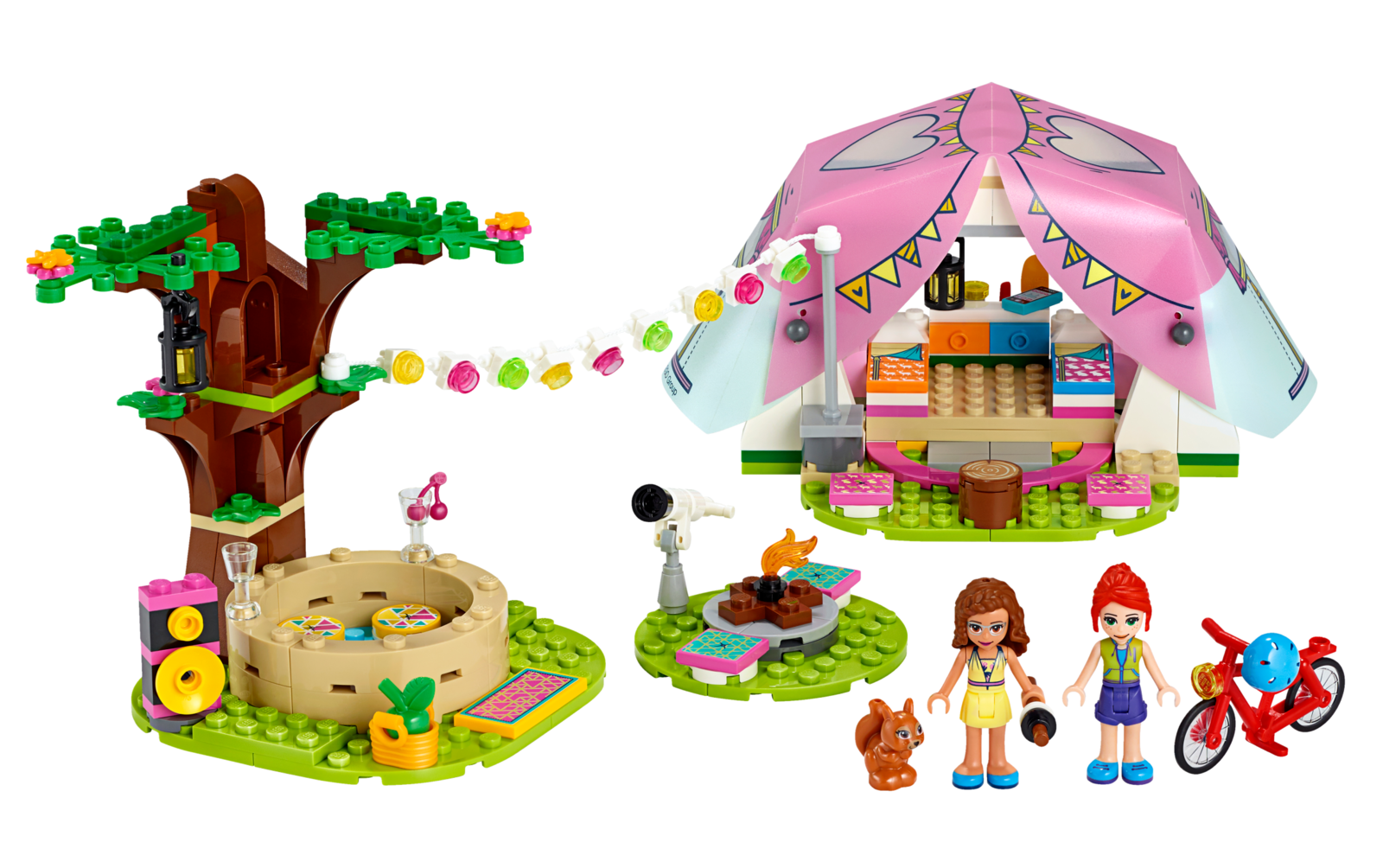 LEGO Friends: Nature Glamping (41392) image