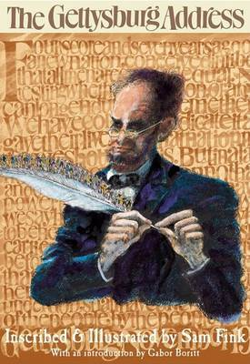 The Gettysburg Address by Sam Fink image