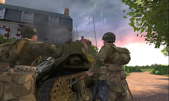 Brothers in Arms: Road to Hill 30 for Xbox image