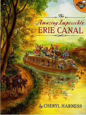 Amazing Impossible Erie Canal by Cheryl Harness image