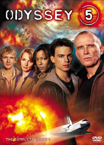 Odyssey 5: The Complete Series on DVD