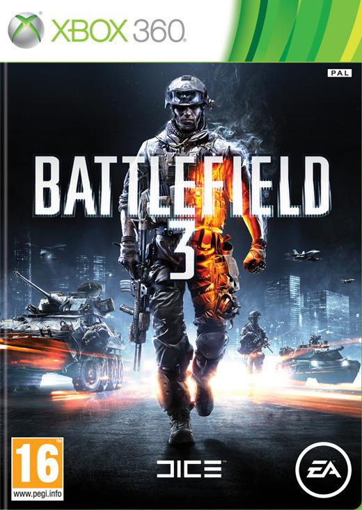 Battlefield 3 for X360
