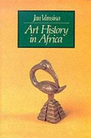 Art History in Africa by J. Vansina image