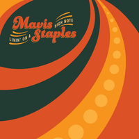 Livin' On A High Note by Mavis Staples image