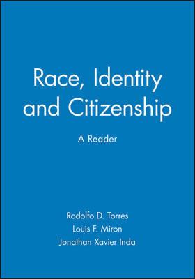 Race, Identity and Citizenship image