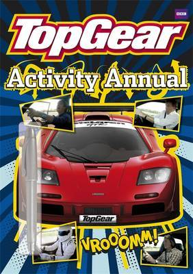 Top Gear: Activity Annual: 2010 by BBC Books image