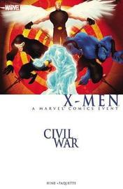 Civil War: X-men (new Printing) by David Hine
