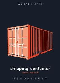 Shipping Container by Craig Martin