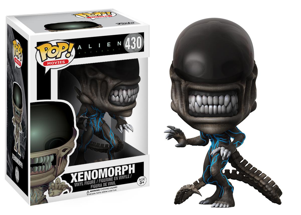 Alien: Covenant - Xenomorph Pop! Vinyl Figure image