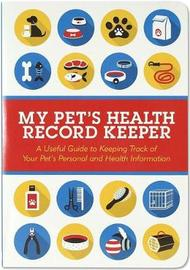 My Pet's Health Record Keeper image